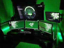 Cool Room Setups Best 25 Computer Setup Ideas On Pinterest Gaming Desk Gaming