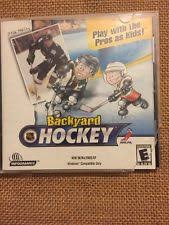 Backyard Hockey Download Backyard Hockey 2005 Pc 2004 Ebay