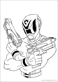 Power Rangers Color Page Coloring Pages For Kids Cartoon Power Ranger Jungle Fury Coloring Pages