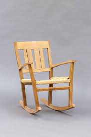 Rocking Chair George Jones Student Projects College Of The Redwoods Fine Furniture