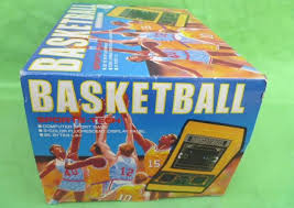 Table Basketball Lsi Game Table Top Basketball Mint In Box