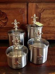 fleur de lis kitchen canisters fioritura ceramic kitchen canister set kitchen canister sets