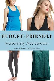 maternity activewear budget friendly maternity activewear fit and awesome