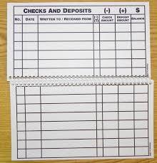 25 unique check register ideas on pinterest checkbook register