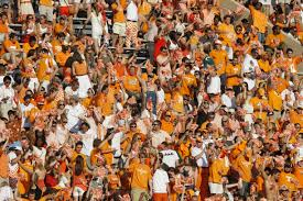 Tennessee travel fan images Most loyal fan bases in college football business insider jpg