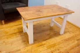yellow wood coffee table salvaged yellow pine coffee tables bay area custom furniture