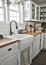 Nautical Kitchen Cabinets 35 Best Rustic Farmhouse Kitchen Cabinets Ideas Farmhouse