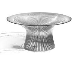 Noguchi Glass Coffee Table Platner Coffee Table By Noguchi Cyclone Dans Design Magz