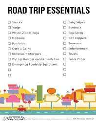 10 Essentials For A Kid by Best 25 Road Trip Essentials Ideas On Road Trip