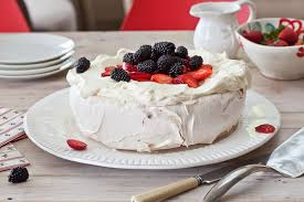 how to make perfect pavlova and meringues recipes for food