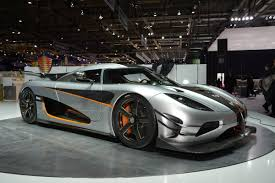 Koenigsegg One 1 Hypercar Shown At Geneva Auto Express