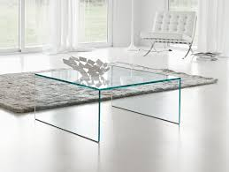 Modern Glass Coffee Tables Nella Vetrina Tonelli Modern Italian Square Coffee Table