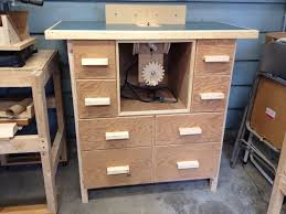 Building A Router Table by Router Table And Lift By Douger Lumberjocks Com Woodworking