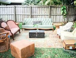 Vintage Backyard Wedding Ideas Vintage Backyard Vintage Backyard Baby Shower Inspired By This