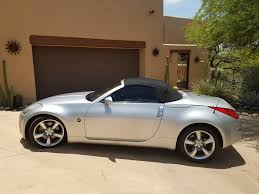 Nissan 350z Convertible - nissan 350z convertible for sale used cars on buysellsearch
