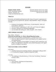 Profile For Resume Sample by Neoteric Outline For Resume 6 15 Best Images About Resume Outlines