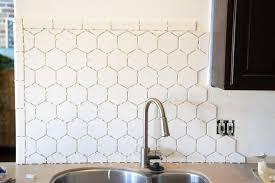 vintage kitchen tile backsplash astonishing honeycomb backsplash tile kitchen with 680x453