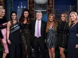 rose gold bentley real housewives accusations sequins fly on real housewives of dallas reunion part