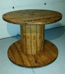 Cable Reel Table by Industrial Cable Reel Table Check Out This Item In My Etsy Shop