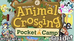 animal crossing pocket camp guide u0026 information sir taptap