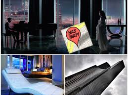 fifty shades of grey u0027s seattle locations seductively mapped
