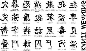 japanese family symbol tattoos japanese symbols tattoos fresh 2017