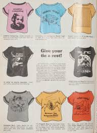 design a shirt program t shirt advertisement 150 years in the stacks