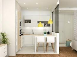 cuisine ouverte surface cuisine ouverte sur salon petites cuisines salon cuisine