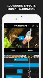 splice video editor movie maker by gopro on the app store