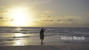 saipan micro beach youtube