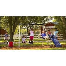 Metal Backyard Playsets Cheap Kids Swing Set Find Kids Swing Set Deals On Line At Alibaba Com