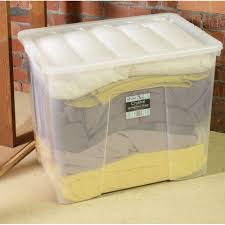 buy discounted plastic storage boxes multi buy deal for loft storage