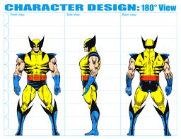 free comic book resources u2013 character design 180