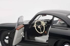porsche 356 coupe autoart highly detailed die cast model black porsche 356 coupe
