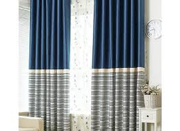 Navy Window Curtains Blue Window Curtains Eulanguages Net