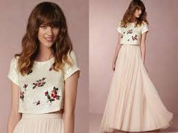mix and match create your own wedding gown 15 totally chic crop