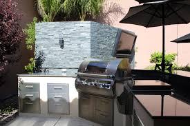 kitchen contemporary outdoor kitchen home decoration ideas