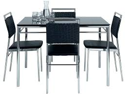 chaise cuisine noir table et chaise cuisine table et chaise cuisine best table de