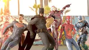 marvel vs dc epic dance battles the avengers vs justice