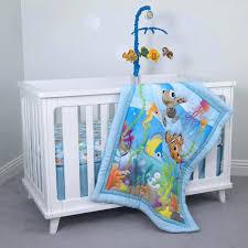 Nemo Bedding Set Infant Boy Crib Bedding Baby Crib Rag Quilt Pattern Disney Baby