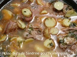 comment cuisiner osso bucco de dinde osso buco de dinde a la marocaine un an pour faire cooking out