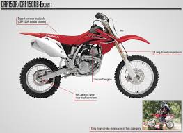 honda motorsport official 2017 honda crf 150 250 u0026 450 r x dirt bike models