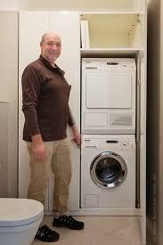 waschmaschine in küche einbauschrank waschmaschine trockner harald maier