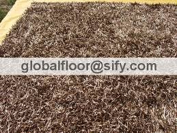 polyester shag rug thick polyester shaggy carpets exporters india
