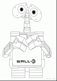 astonishing coloring also wall pages further as with wall e