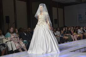 wedding dress designer indonesia indonesia designer mira indria fuels the catwalk with flawless