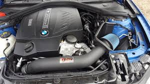 injen short ram intake for bmw f22 f30 m235i 335i 435 n55