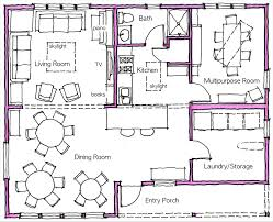 common house floor plans common house plan fifth street commons