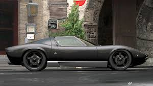 lamborghini miura black lamborghini miura p400 s01 right up there with the e type as