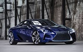 lexus cars australia price new look lexus shows lf lc blue concept in australia boasts